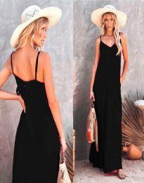 Фустан - код 4673 - црна