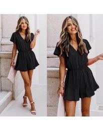 Фустан - код 674 - црна