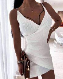 Фустан - код 0993 - бела