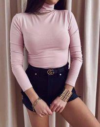 Блуза - код 0410 - розова