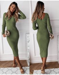 Фустан - код 928 - зелена