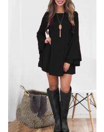 Фустан - код 8102 - црна