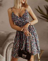 Фустан - код 2581 - шарено