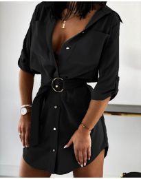 Фустан - код 976 - црна
