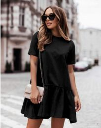 Фустан - код 11890 - црна