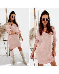 Фустан - код 6457 - розова