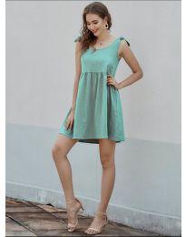 Фустан - код 2255 - зелена