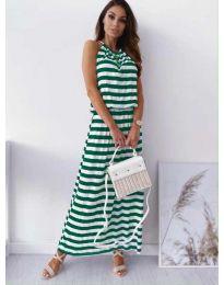 Фустан - код 1515 - зелена