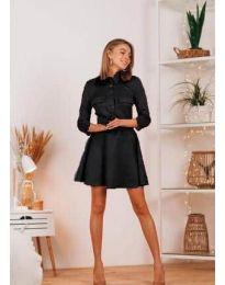 Фустан - код 6619 - црна