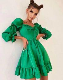 Фустан - код 8469 - зелена