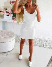Фустан - код 0711 - 2 - бело