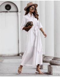 Фустан - код 0900 - бела
