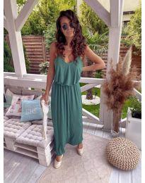 Фустан - код 635 - зелена