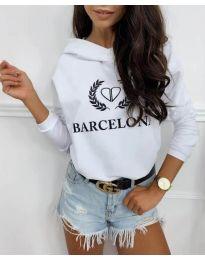 Блуза - код 766 - бела