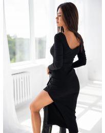 Фустан - код 12070 - црна