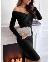 Фустан - код 6130 - црна