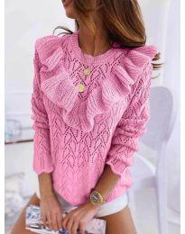 Блуза - код 790 - розова