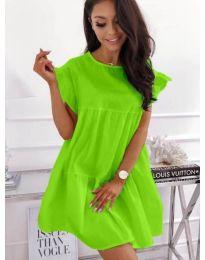 Фустан - код 3145 - зелена