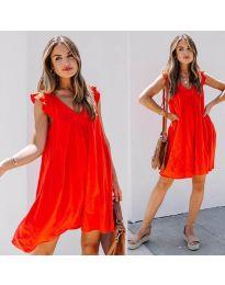 Фустан - код 5090 - црвена