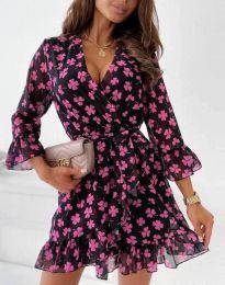 Фустан - код 44188 - 1 - цветна