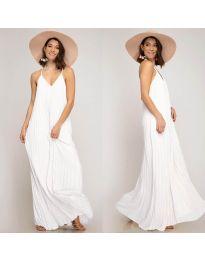 Фустан - код 0508 - бело