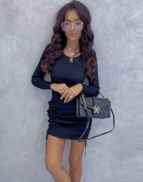 Фустан - код 2286 - црна