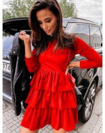 Фустан - код 3109 - црвена