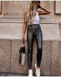 Панталони - код 4181 - црна