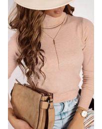 Блуза - код 8861 - праска
