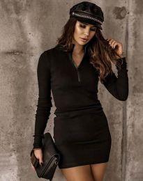 Фустан - код 4288 - црна