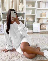 Фустан - код 2949 - бело