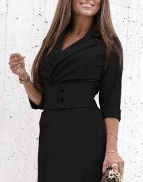 Фустан - код 1356 - црна