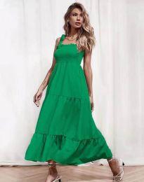 Фустан - код 1729 - зелена