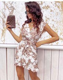 Фустан - код 0056 - бело