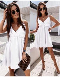 Фустан - код 1000 - бело