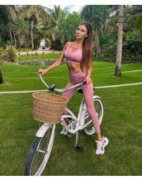 Спортски комплет - код 22211 - 1 - циклама