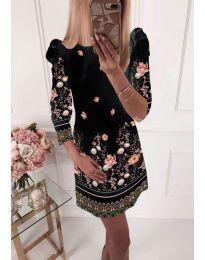Фустан - код 245 - црна