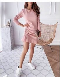 Фустан - код 832 - розова
