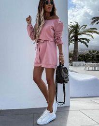 Фустан - код 2409 - пудра
