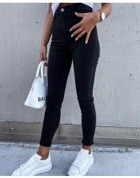 Панталони - код 5158 - црна