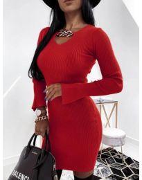 Фустан - код 5666 - црвена