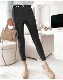 Панталони - код 5269 - 1 - црна