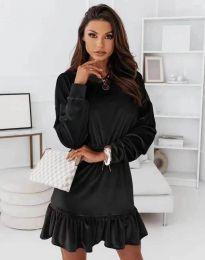 Фустан - код 0424 - црна