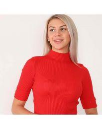 Блуза - код 2938 - црвена
