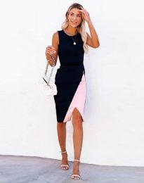 Фустан - код 4758 - 1 - црна