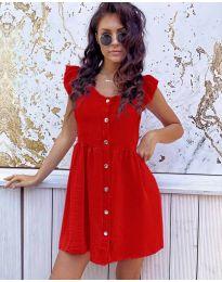 Фустан - код 3033 - црвена
