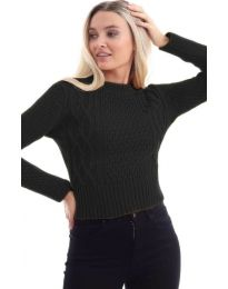 Блуза - код 145 - црна