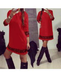 Фустан - код 345 - црвена