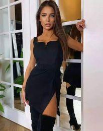 Фустан - код 3300 - 1 - црна