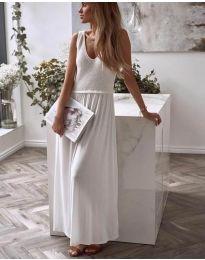 Фустан - код 5261 - 2 - бела